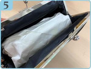 東京ソワールレンタルドレス|配送時お荷物イメージ
