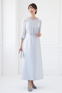 セミアフタヌーンドレス