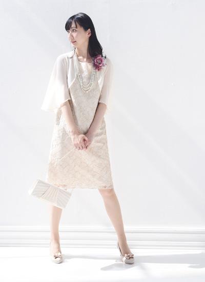 春夏のおすすめブライダルドレス特集|お袖付き&ケープドレス