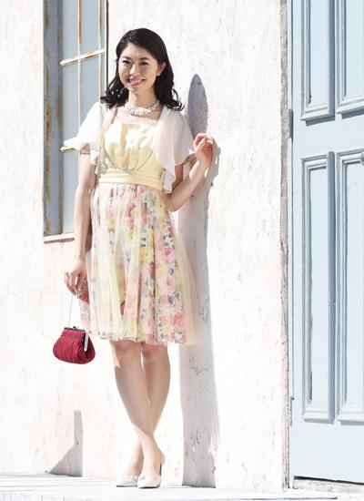 春夏のおすすめブライダルドレス特集|清涼素材